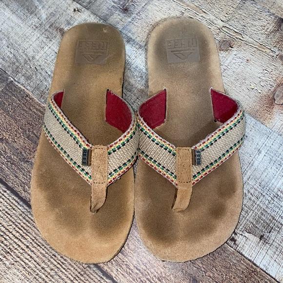 ⬇️ 3/$15 reef sandals flip flops